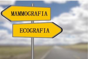 Ecografia mammaria e mammografia: due esami complementari